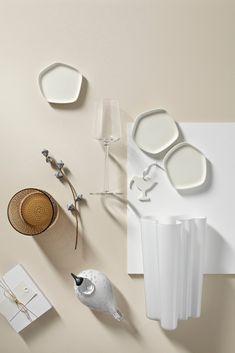 My work for Iittala Wall Lights, Objects, Ceramics, Tableware, Interior, Blush, Design, Home Decor, Beautiful