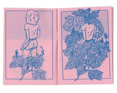 Myself as Me and You (split release with Inés Estrada) on Behance