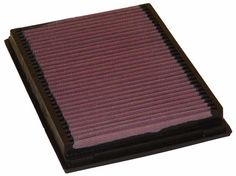 K&N 33-2231 Replacement Air Filter. K&N replacement air filters come with a million mile limited warranty. Their low restriction design helps your car run better as they provide outstanding air filtration. #knfilters