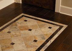 Ceramic Tile Kitchen Floor Ideas And Styles Simple Ceramic Tile . Bathroom  Design ...