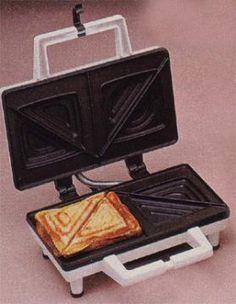 sandwich toaster on pinterest. Black Bedroom Furniture Sets. Home Design Ideas