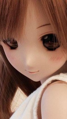 Mirai Suenaga Smart Doll by GhostKarin Anime Dolls, Blythe Dolls, Barbie Dolls, Kawaii Doll, Dream Doll, Asian Doll, Smart Doll, Anime Figures, Cute Dolls