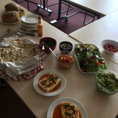 August 2015: Our garden feast *additional non-garden items were added to make things tasty