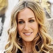 Love SJP's hair, every time.  This style would look lovely with a veil at the back