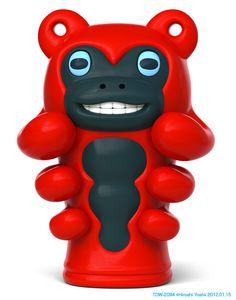 Desafio Criativo: Personagens Tridimensionais por Hiroshi Yoshii