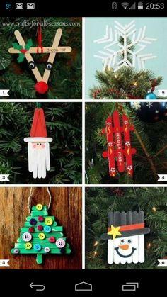 Christmas Lollypop Sticks