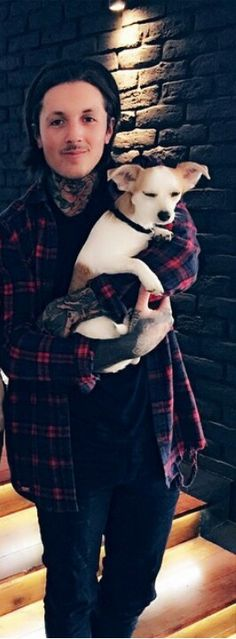 Oliver Sykes and Dillian