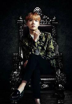E ainda dizem que príncipes encantados não existem Hobi meu príncipe