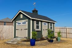 A Storage Shed Even The Neighbors Love!