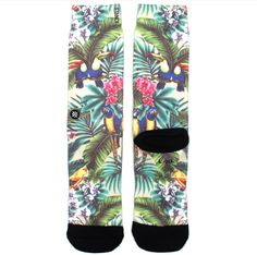 Stance Socks Mahalo in White