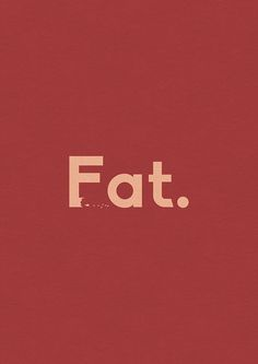 #fat #logo #verbicon by Isabelle Tan