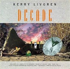 FREE U.S. Shipping! Sealed! Decade/Kerry Livgren! 2 Cass/31 Tracks 1993 Sparrow…