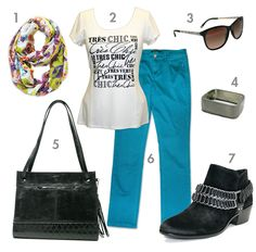 Fall Fashion 2013 - Transition your summer style into fall attire with light layers and stylish accessories!