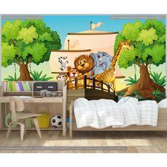 Ταπετσαρία τοίχου φωτογραφική, Το μεγάλο ταξίδι. Προσαρμόστε την στις δικές σας διαστάσεις online. Φωτοταπετσαρία στην καλύτερη τιμή. Αυτοκόλλητη υφασμάτινη ταπετσαρία ή χάρτινη ταπετσαρία Toddler Bed, Furniture, Home Decor, Child Bed, Decoration Home, Room Decor, Home Furnishings, Home Interior Design, Home Decoration