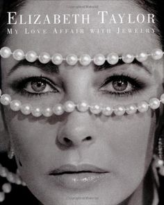 Actress Elizabeth Taylor's jewelry collection is renowned worldwide and this book, written in 2002, showcases her most fabulous pieces. See more fabulous vintage jewelry books at www.MyClassicJewelry.com/Books.htm