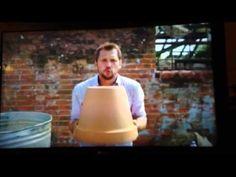 Jamie Oliver Jimmy Doherty Tandoor Oven Dustbin Flowerpot