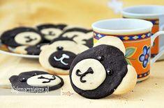 Ciasteczka dla dzieci - Misie, najsmaczniejsze.pl #cookies #food