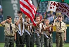 What Do the Webelos Scout Colors Mean?