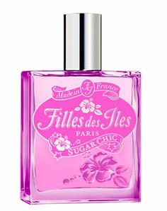 Sugar Chic Filles des Iles perfume - a new fragrance for women 2011