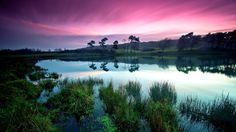 lake-at-dusk