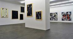 Duisburg: Ausstellung Georg Baselitz und Emilio Vedova im MKM Museum Küppersmühle