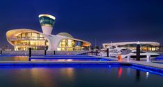 Gallery of Yas Island Yacht Club / Omiros One Architecture - 3