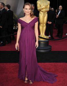 Natalie Portman wore this Rodarte gown to the 2011 Oscars