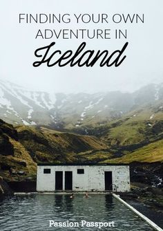 At the crack of 6:00a.m., I was wide awake. No time for sleep anyways. Cramming into our tiny car, I opened up my little notebook with ideas and numbers jotted down to find our destination: The hidden pool of Seljavallalaug in Iceland.