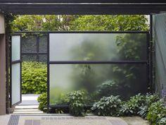 transparent architecture | ... Landscape Architecture Transparent Wall - Modern Architecture