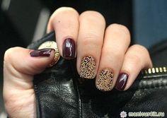 Fashionable design nail – fall-winter 2013-2014 (photo) | 2013 nails, nail design, nail pictures, nail, nail design 2013
