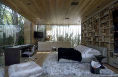 Loft 24-7 Residence was designed by Sao Paulo-based studio Fernanda Marques Arquitetos Associados
