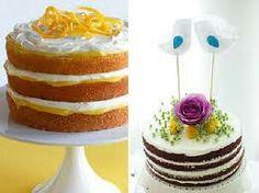 Really love the no fondant cakes