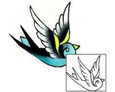 Traditional Tattoos LGF-00335 Created by Levi Greenacres