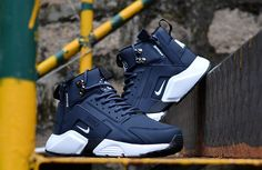 new product c0dea 53a9a Tenis Masculino, Cosas Para Comprar, Compras, Nike Huarache, Azul Y Blanco,
