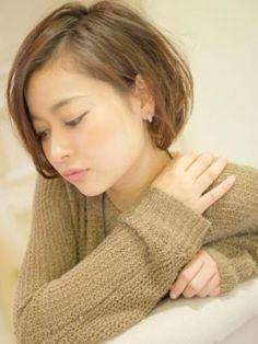 髪型・ヘアカタログ・ヘアアレンジ:Visee Line 360度かわいいボブ/Visee Line[ヴィセライン](名古屋)の美容室情報 KamiMado(かみまど)
