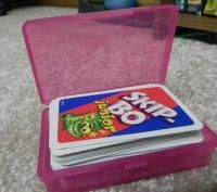 Plastic Soap Box For Card Game Storage | Dollar Store Crafts