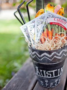 20 Clever, DIY Easter Basket Ideas --> http://www.hgtv.com/design/make-and-celebrate/handmade/20-unconventional-easter-basket-ideas-pictures?soc=pinterest