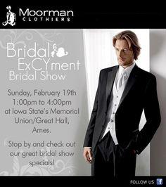 Moorman Clothiers - Bridal ExCYment!
