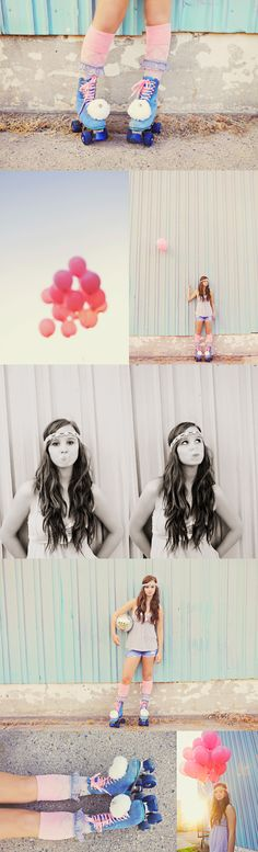 Teen photography.  What to wear teen session.  Love this styled shoot. Photography copyright http://www.krystamanthe.com