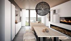 Trækøkkenet er tilbage for fuld hammer. Svane Køkkenet præsenterer MS12, der foldes ud som en hel køkkenkollektion, Nature By Svane.