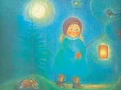 Conto: A Menina da Lanterna - Blog da Cultura da Paz