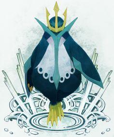 Empoleon Pokemon Sinnoh