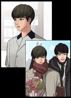 The Secret of Angel - Suho, Episode Interactive Backgrounds, Webtoon Comics, Handsome Anime Guys, Anime Love Couple, Best Friend Pictures, Fun Comics, Disney Cartoons, Cha Eun Woo