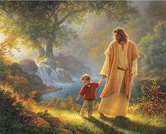 Jesus will lead us
