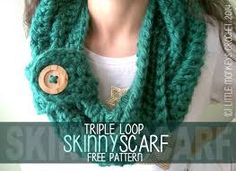 Image result for crochet button loop