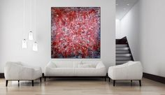 Buy Truth Particles- Dynamic landscape, Mixed Media painting by Nestor Toro on Artfinder. Discover thousands of other original paintings, prints, sculptures and photography from independent artists.