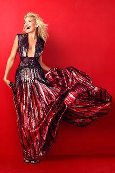 Cover Loving: Kate Hudson For Harper's Bazaar US - Fashionista Barbie Kate Hudson, Fashion Shoot, Look Fashion, Editorial Fashion, Fashion Idol, Fashion Music, Dress Fashion, Runway Fashion, Elizabeth Hurley