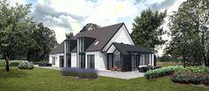 A&R10 | Verbouwing woonboerderij voor 2 generaties http://aenr10.nl/aenr10.nl/portfolio-item/verbouwingsplan-van-een-wederopbouw-woonboerderij/