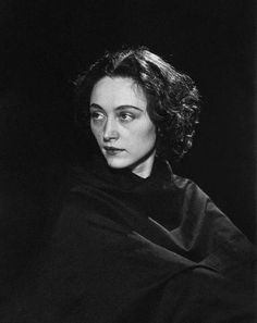Nusch Eluard (born Maria Benz, 1906-1946) - French performer, model and surrealist artist.  Photo by Man Ray