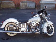 Harley Davidson shovelhead flh
